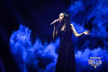 莫文蔚演唱《如初之光》畫面唯美
