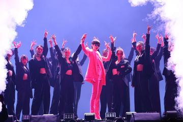 李宇春演唱《无价之姐》