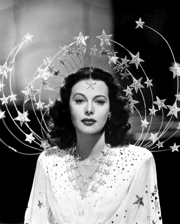 传奇女星海蒂·拉玛