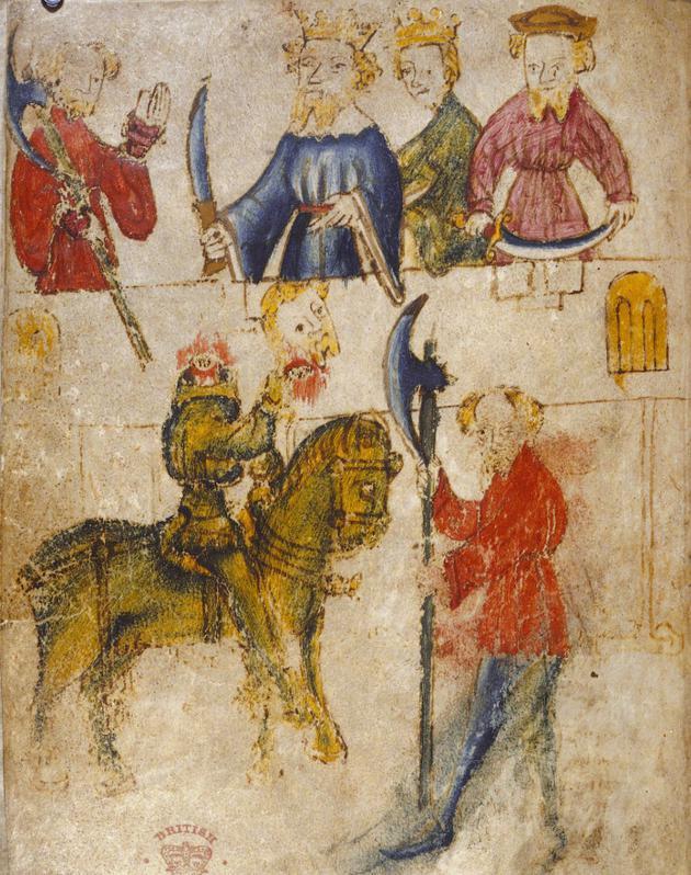 高文爵士與綠衣騎士