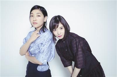 """茉优认为前辈安藤樱的演技""""令人绝望""""。"""