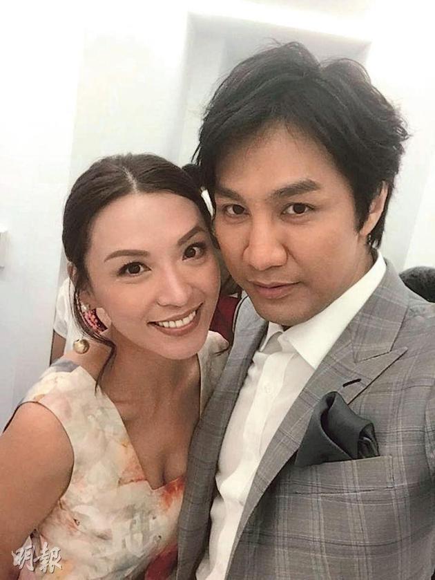 陈炜离婚七年再迎第二春 恋上陈医生手牵手超甜蜜