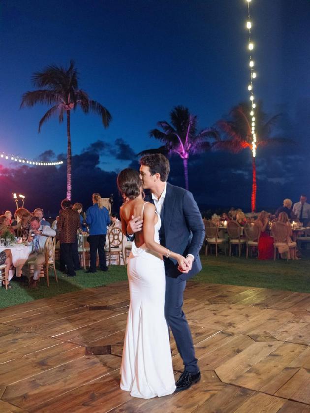 《爆裂鼓手》迈尔斯特勒结婚 婚礼在夏威夷举行