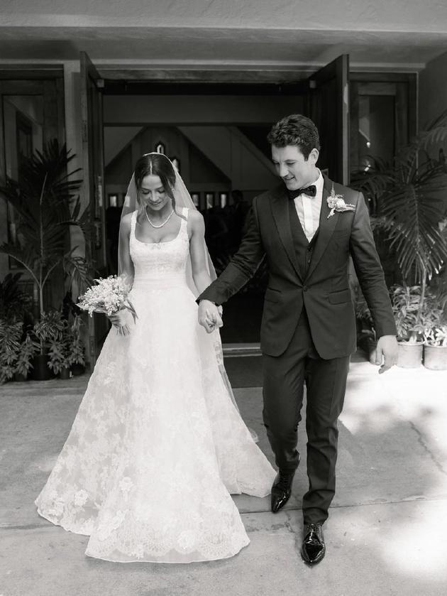 迈尔斯特勒结婚