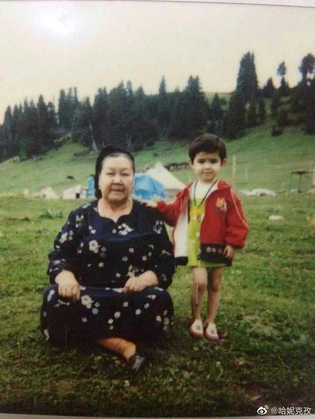 哈妮克孜与姥姥