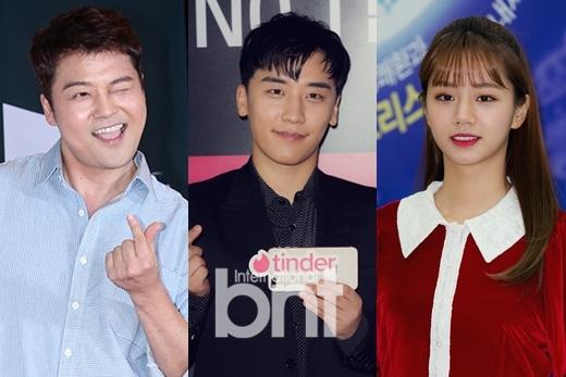 Bigbang胜利全炫茂李惠利将主持MBC演艺大赏