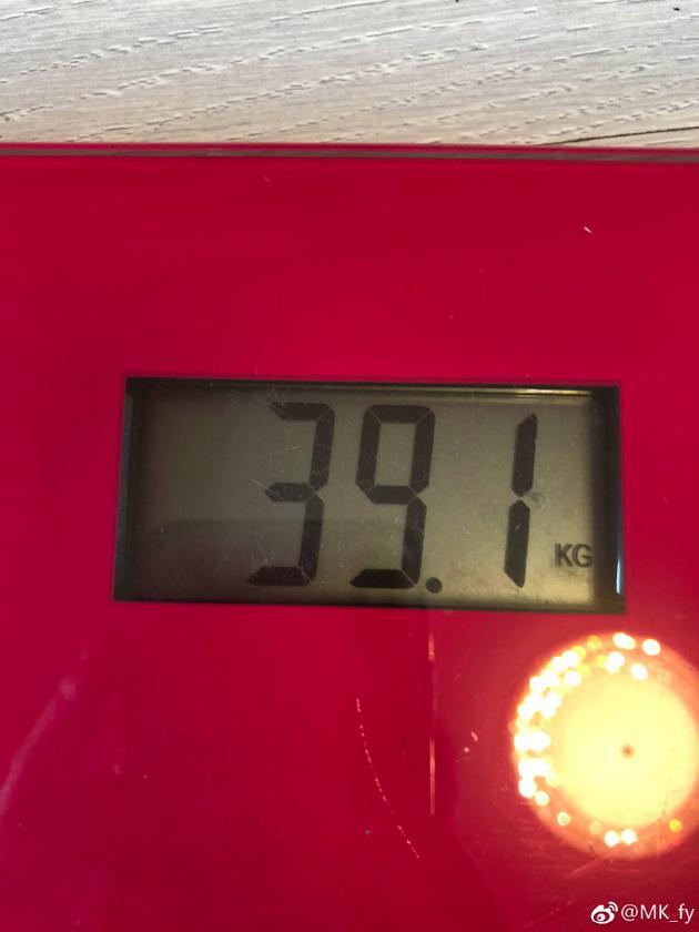 39.1公斤