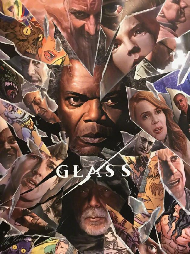 《玻璃先生》