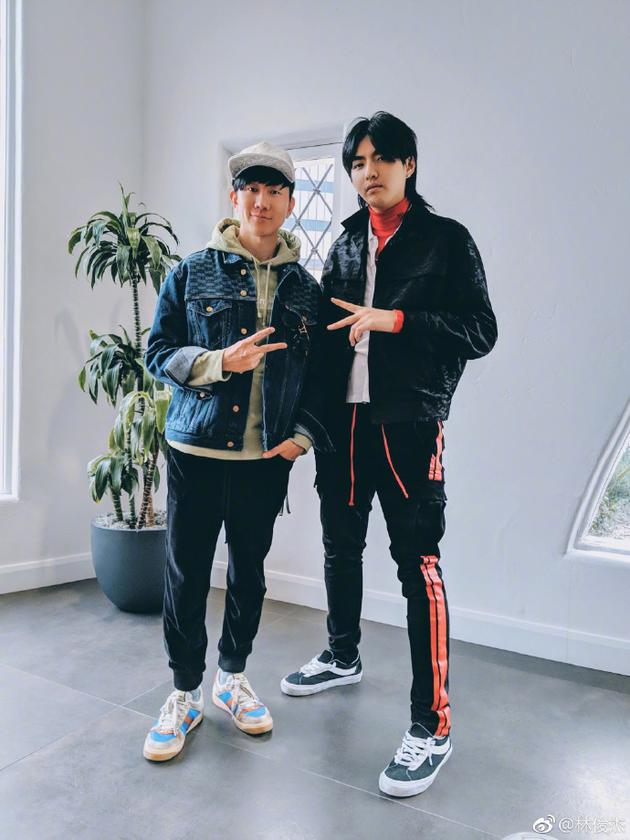 林俊杰与吴亦凡