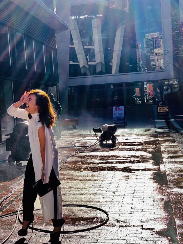 梁靜茹推出新歌《微光》