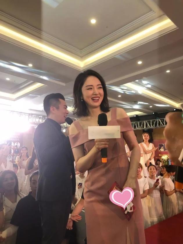 董璇离婚后首发文 宣传亲子餐厅只字未提前夫