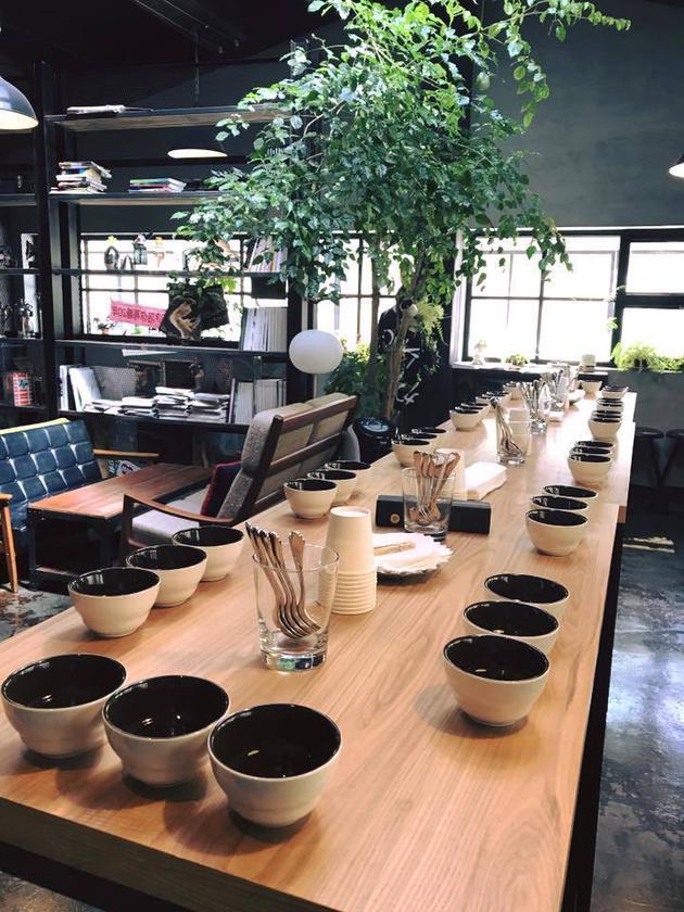 張惠妹在臺北的咖啡廳A8 Cafe