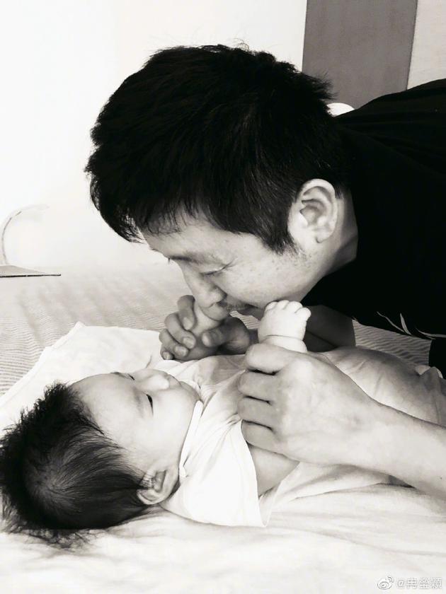 鄒市明與兒子