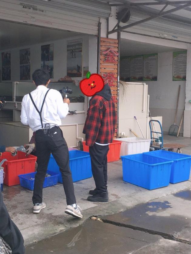 網友偶遇吉沢亮