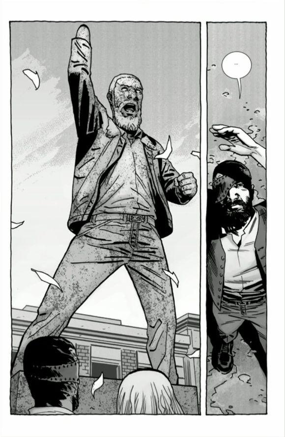 《行尸走肉》连载16年漫画迎来大结局 将多达84页