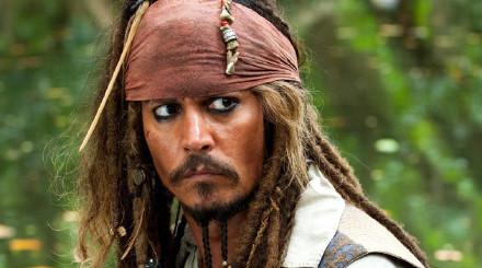 《添勒比海盗》德普不再主演