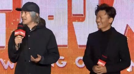 周星驰谈《新喜剧之王》启用王宝强:他是龙套巨星