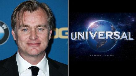 诺兰新片改与环球合作 预计2022年第一季度开拍