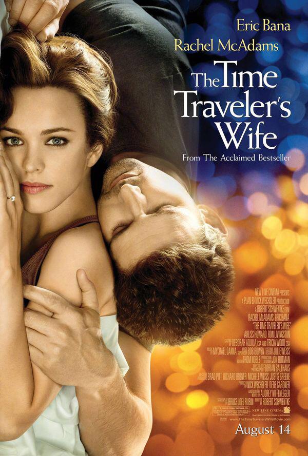 《时间旅行者的妻子》
