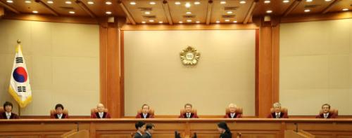 韩国宪法裁判所近日针对兵役法条例做出判决