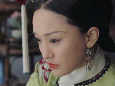 视频:《如懿传》定档曝预告 周迅霍建华以眼传情