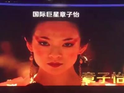 视频:网曝《帝凰业》宣传片 章子怡霸气亮相