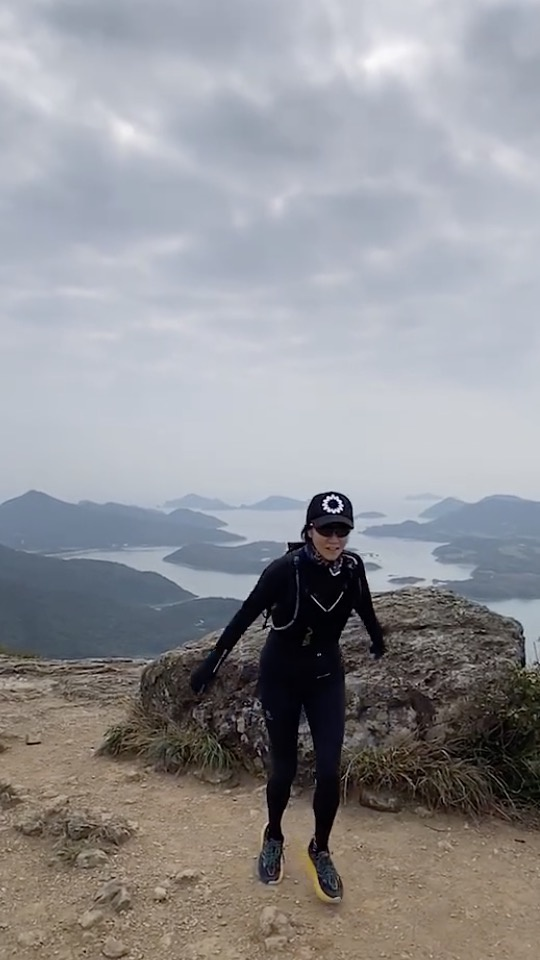 刘嘉玲分享视频