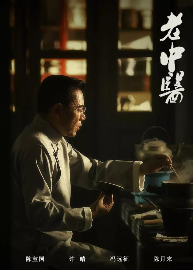 陈宝国主演的《老中医》