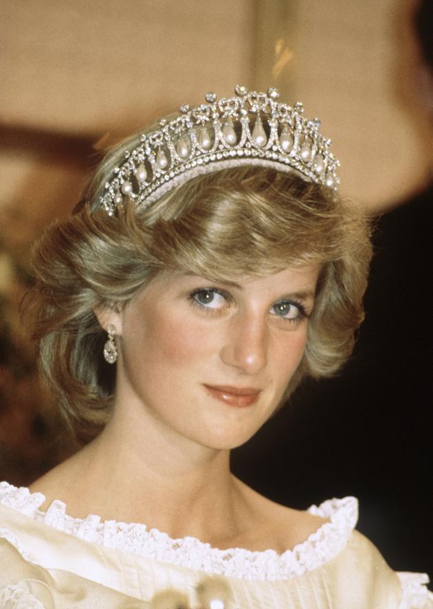 戴安娜王妃曾穿运动衫将上架拍卖 估价5000美元