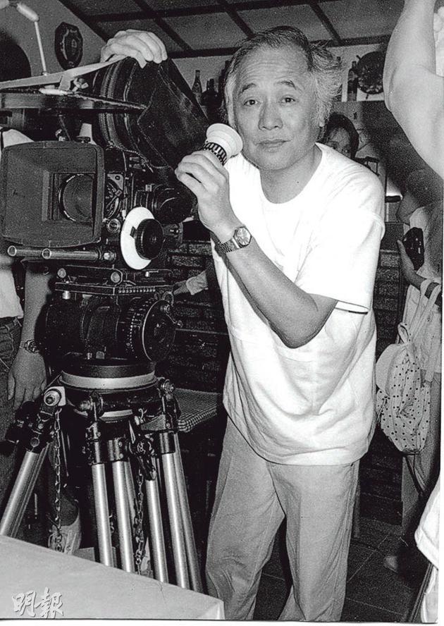楚原参与制作的电影过百部,是香港最重要的导演之一。