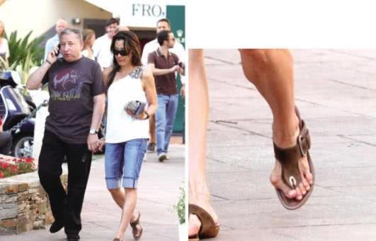 杨紫琼腿受伤惹73岁男友心疼 脚趾外翻背后有原因