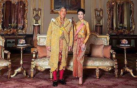 《甄嬛》续集?外媒曝被废王妃飞德国与泰王相聚