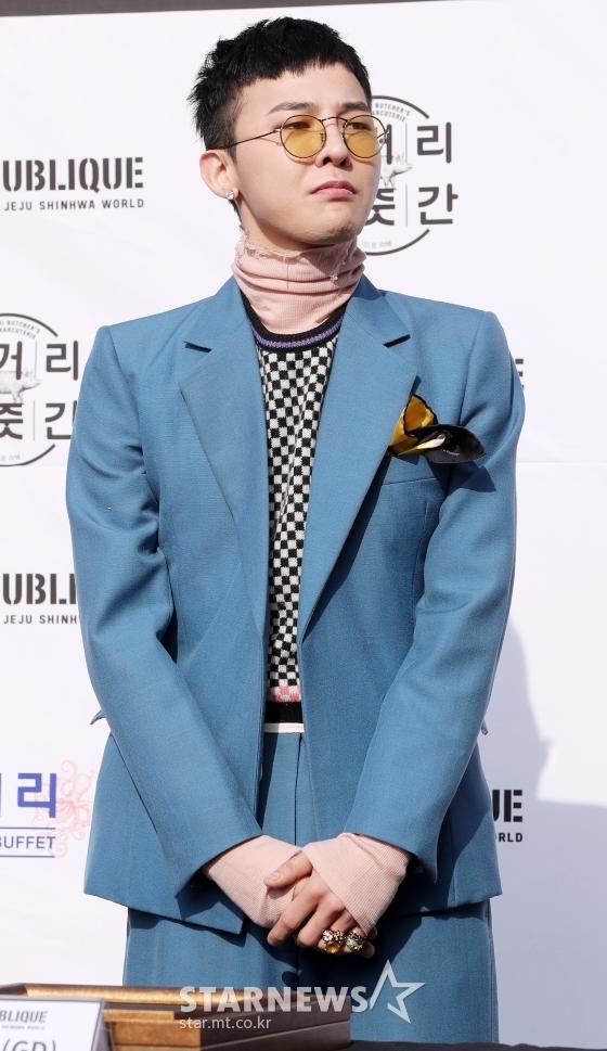 BIGBANG成员权志龙