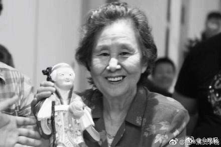 相声名家张文霞去世 生前曾协助丈夫整理传统相声