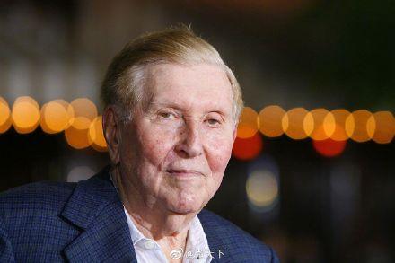 美国传媒大亨萨姆纳·雷德斯通去世 享年97岁