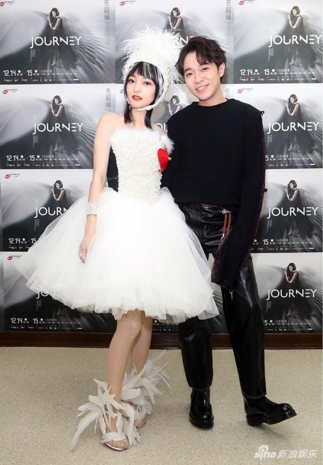 张韶涵和吴青峰