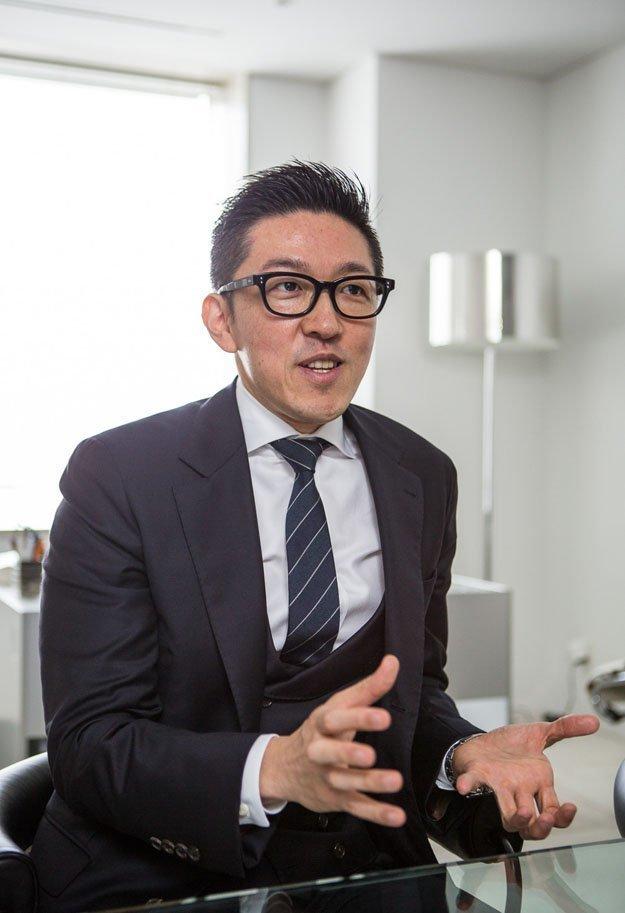 41歲地產大亨杉本宏之