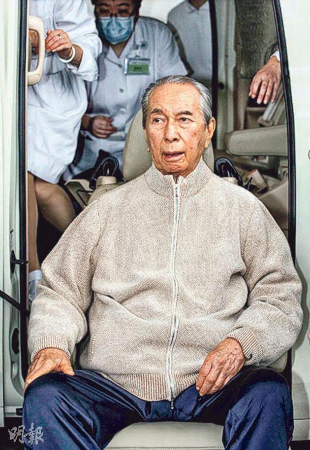 赌王何鸿燊明地(11月25日)97岁熟日。