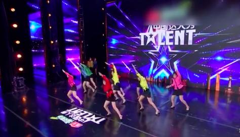《达人秀》群舞节目被曝抄袭日本高中生舞团作品