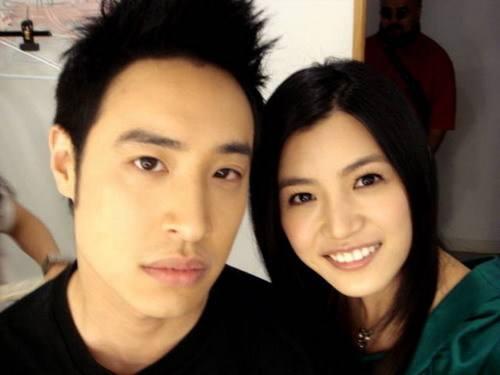陈妍希为潘玮柏庆生:为你的幸福而幸福my bro