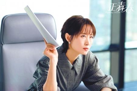 刘敏涛不惧年龄焦虑:任何时候都是演员黄金年龄