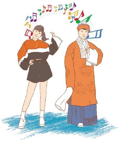 京劇版《卡路里》:用流行方式傳播京劇不跌份兒