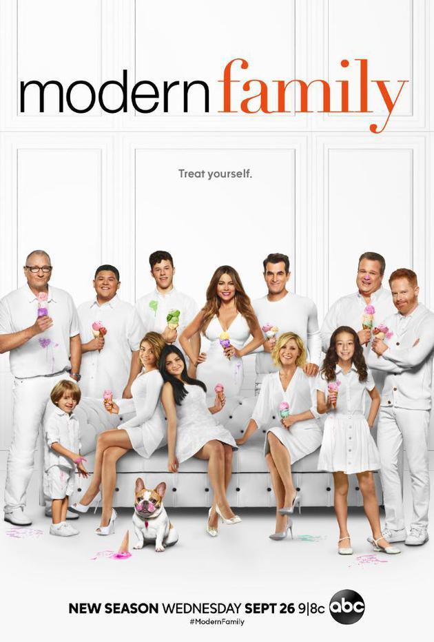 《摩登家庭》第十一季9月回归 长寿美剧迎最终季
