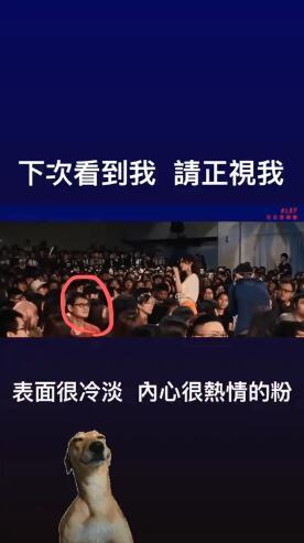 杨丞琳晒与粉丝搞笑同框照 笑侃:下次请自首