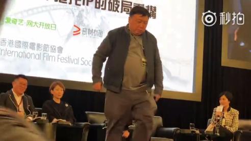 王晶怒斥网大盗版无耻:网络发行不是让盗窃再生