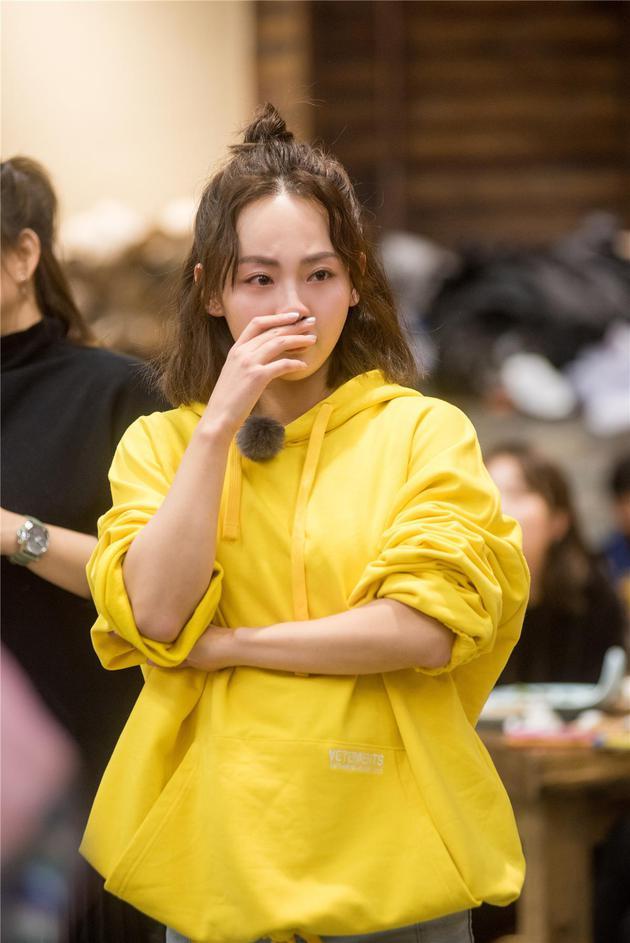 《妻子的浪漫旅行2》张嘉倪泪崩