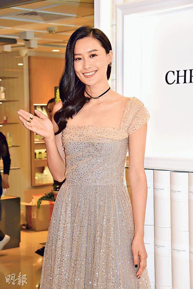 陳法拉希望去好萊塢發展。