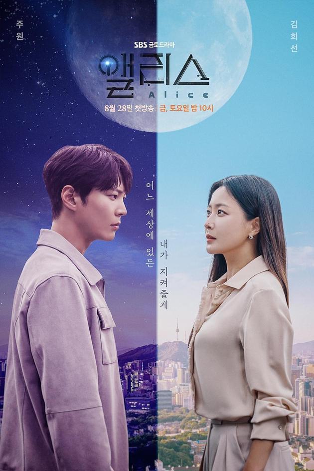 韩剧收视:金喜善新剧上榜 《爱丽丝》占两席