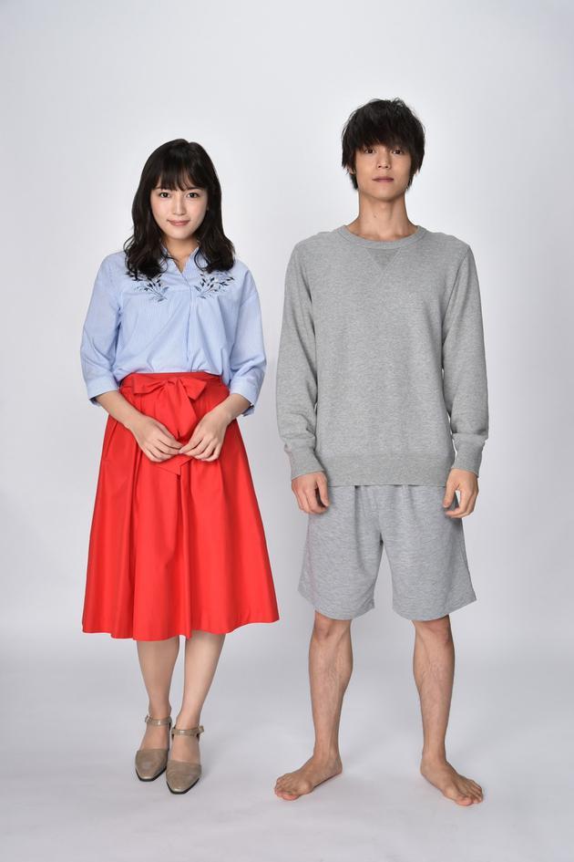 日劇《軟飯男》演員川口春奈、窪田正孝
