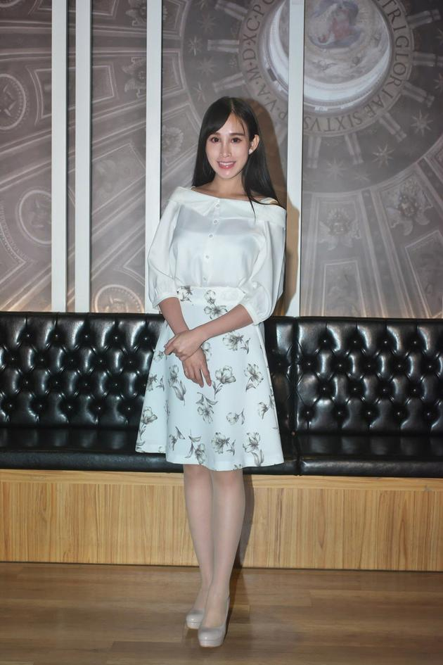 台湾女星卓苡瑄